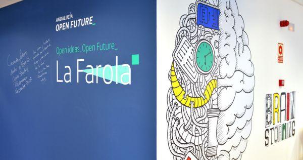 La Farola. Andalucía Open Future - Telefónica