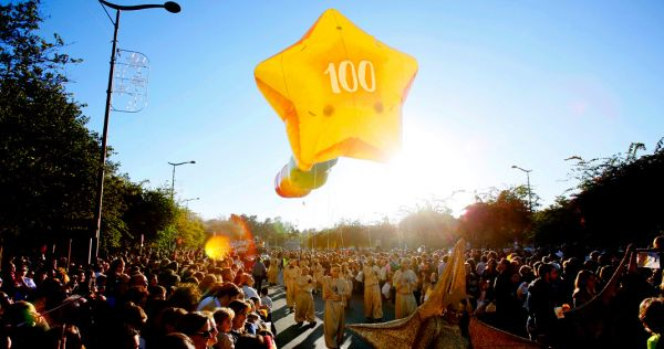100 Aniversario Cabalgata de Reyes Magos
