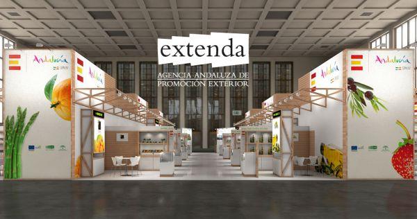 Extenda Ferias Internacionales 2016-2017