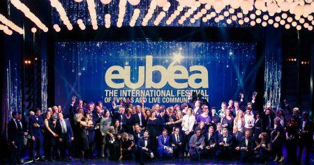 Eventisimo y Grupo Abbsolute obtienen el ORO en Premios EUBEA 2016
