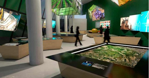 Master Plan Expo Antalya 2016 y Museo de la Agricultura
